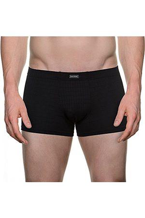 Men Boxer Shorts - Bruno Banani Men's Short Check Line Shorts Trunk