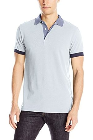 Men Polo Shirts - French Connection Men's W15 Photon Pique FC Mrln Polo Casual Shirt