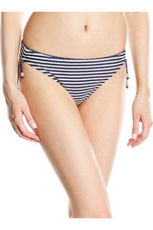 Women Bikinis - Esprit Women's Hamptons Beach Mini Striped Bikini Bottoms