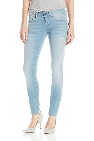 Women Slim - G-Star Women's Midge Cody Slim Jeans, (Light Aged)