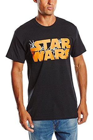 Men Short Sleeve - STAR WARS Men's Spider Web Logo Short Sleeve T-Shirt