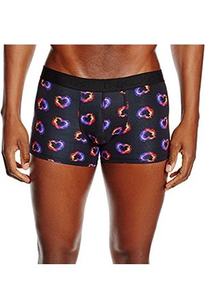 Boys Boxer Shorts - Hom Men's Multi-Coloured Boy Short - - X-Large