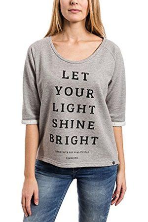 Women Sweatshirts - Timezone Women's Sweatshirt Top Loose Fit Pullover, Size M