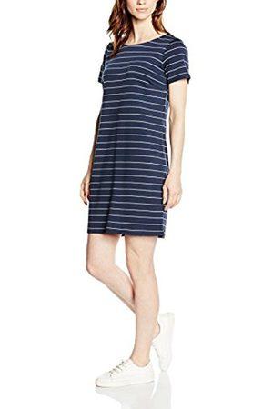 Women Dresses - Vila Women's Tinny Striped Short Sleeve Dress