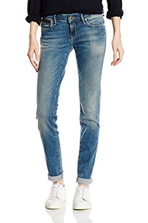 Women Skinny - Mavi Women's LINDY Skinny Jeans, Mid Used Ibiza Size W26/34L