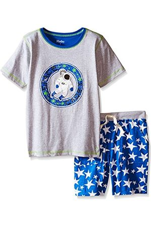 Boys T-shirts - Hatley Boy's Astronauts In Space Tee & Shorts Set