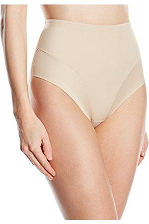 Women Shapewear - Miraclesuit Women's Culotte gainante haute confort cuisse - Waistline brief comfort leg Wonderful Edge Plain Shaping Control Knickers - - UK 14
