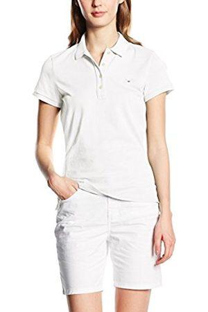Women Polo Shirts - GANT Women's The Original Pique Short Sleeve Polo Shirt