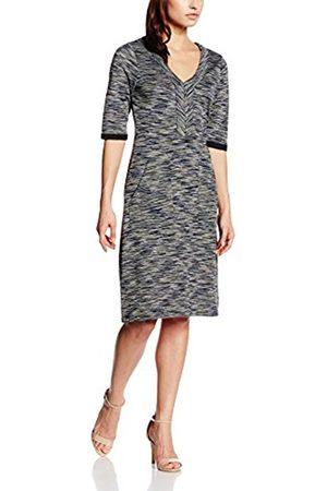 Women Dresses - Cream Women's A-Line Dress - - 8