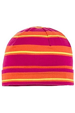 Girls Hats - maximo Girl's Hat, Striped Jersey, 53 cm