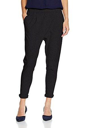 Kaffe Women's 501021 Trousers, Grau (Dark Melange 50016)
