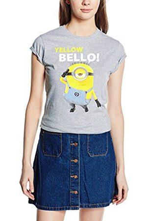 more photos 6a34c 99293 Women's Minions - Yellow Bellow T-Shirt