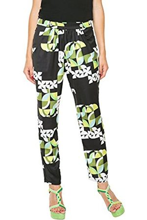 Women Trousers - Desigual Women's Relaxed Trousers - - 6 UK (Manufacturer size: 24)