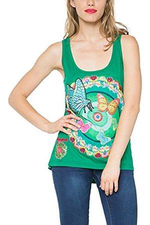 Women Short Sleeve - Desigual Women's Short Sleeve T-Shirt - - S (Manufacturer Size: M)