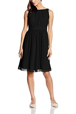 Women Party & Evening Dresses - Swing Women's Cocktail Sleeveless Dress with ruffles