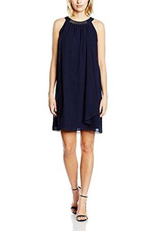 Women Party & Evening Dresses - Vera Mont Women's 0050/4825 Knee-Length Cocktail Sleeveless Dress