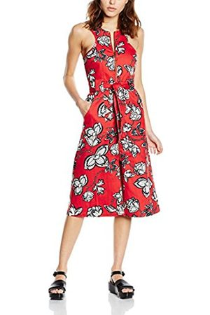 Women Printed Dresses - Finders Keepers Women's Aerial Love A-Line Floral Sleeveless Dress