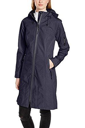 Women Parkas - Ilse Jacobsen Women's RAIN37L Parka Waterproof Jacket