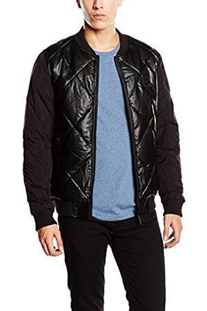 Men Jackets - Blend Men's Long Sleeve Jacket - - Large