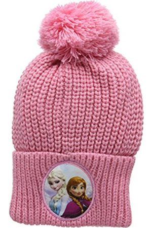 Disney Girl's Frozen Elsa & Anna Hat