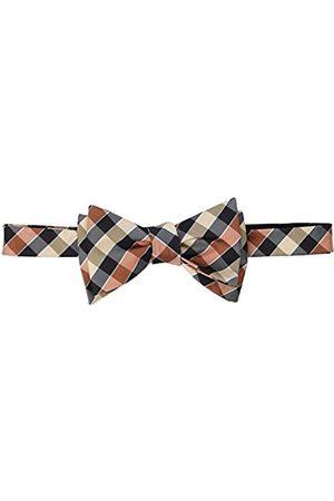 Men Bow Ties - Men's EBAC0050 Checkered Bow Tie