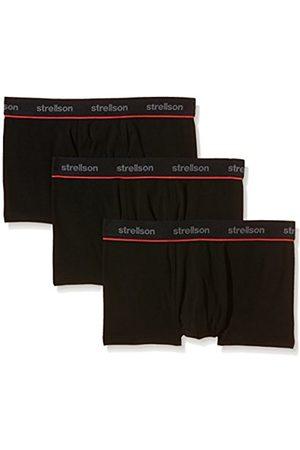 Men Boxer Shorts - Strellson Bodywear Men's Shorts 3er Briefs, pack of 3