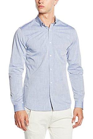Jack & Jones Premium Men's Andy Checkered Long Sleeve Sports Shirt