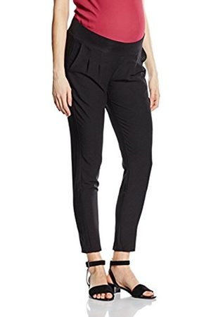 Women Formal Trousers - Mama Licious Women's MLNEW BUSINESS PANT Maternity Trousers