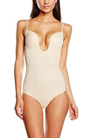 Women Bodies - MAGIC Bodyfashion Women's V-body Vest - - UK 12