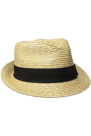 Men Hats - Kangol Headwear Wheat Braid Arnold Trilby Hat