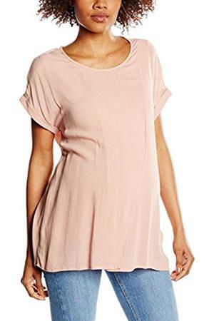 Women Short sleeves - Mama Licious Women's Claudia Nursing Short Sleeve Maternity Blouse
