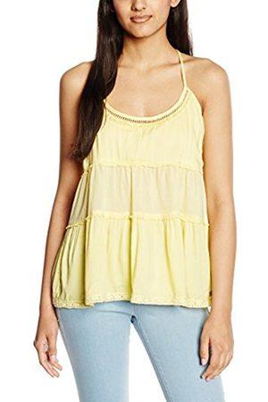 Women Vests & Camis - Kaporal 5 Women's Round Collar Sleeveless Vest - - Medium
