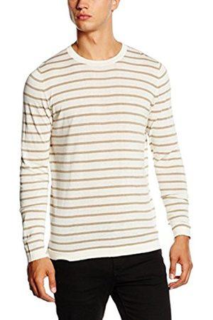 Men Long Sleeve - Jack & Jones Premium Men's Rate Striped Long Sleeve Jumper