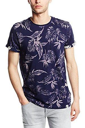 Men Short Sleeve - Eleven Paris Men's Rasik M Floral Short Sleeve Sweatshirt