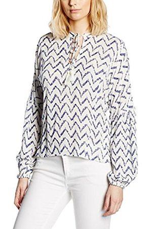 Women Blouses - First & I Women's Oba Long Sleeve Blouse