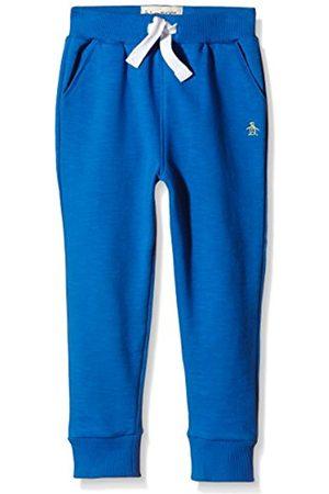Boys Trousers - Original Penguin Boy's Fleece Bottom Plain Sports Trousers
