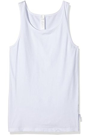 Men Vests & T-shirts - Sloggi Men's Men 24/7 Sh 02 Vest 2p Vest, (Blanc)