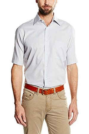 Men Casual - Men's Regular Fit Short Sleeve Leisure Shirt