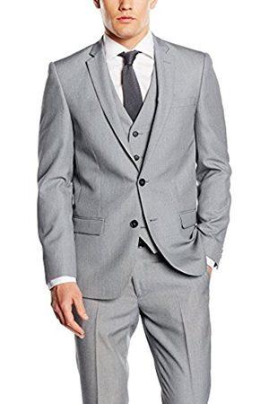 Men Jackets - New Look Men's Slim Fit Suit Jacket