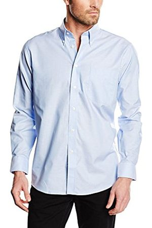 Men Business - Fruit Of The Loom Men's Formal Shirt XX-Large (Manufacturer Size:45/46)
