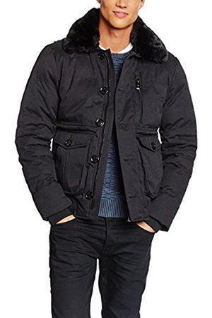 Men Jackets - Men's Richmond Road Jacket, -Schwarz (Vulcan 068)