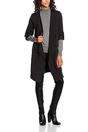 Women Coats - Blend Women's 20200463 Coat, -Schwarz ( Washed 20047)