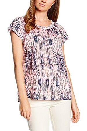 Women Vests & Camis - Saint Tropez Women's N1674 Vest, Multicoloured-Mehrfarbig (Bl. 7281)
