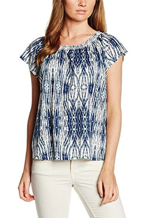 Women Vests & Camis - Saint Tropez Women's N1674 Vest, Multicoloured-Mehrfarbig (Ice 1053)