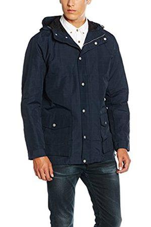 Men Parkas - Farah Men's Atwood Chefck Parka Jacket