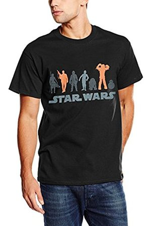STAR WARS Men's Justice Rebel Forces T-Shirt
