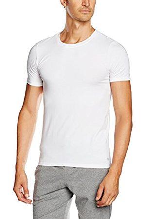 Men Tops - Marc O' Polo Men's 154726 Pyjama Top, -Weiß (Weiss 100)