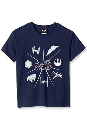Boys T-shirts - STAR WARS Boy's Starships Spoke T-Shirt