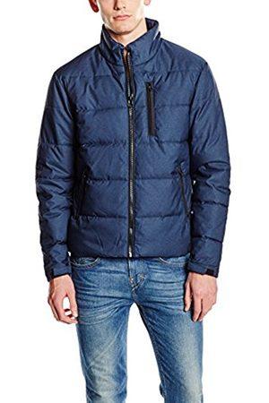 Men Jackets - Stedman Apparel Men's Active Urban Padded Quilted Long Sleeve Jacket