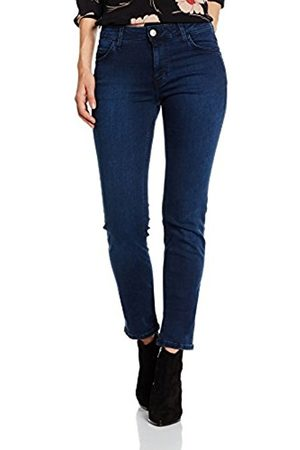 Women Slim - Mustang Women's Sissy Slim Jeans, -Blau (Stone 070)